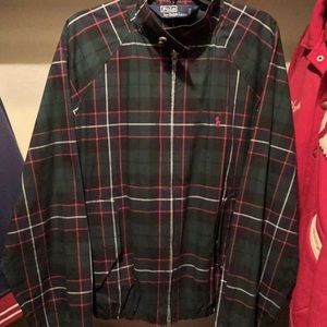 Polo Ralph Lauren windbreaker jacket medium